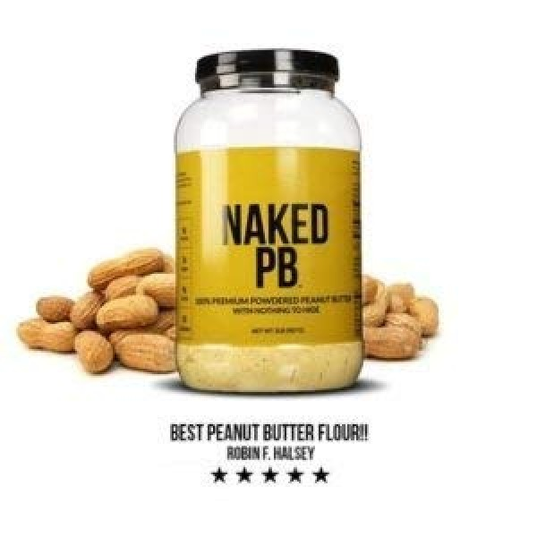 2lbs of 100% Premium Powdered Peanut Butter from US Farms - Bulk...