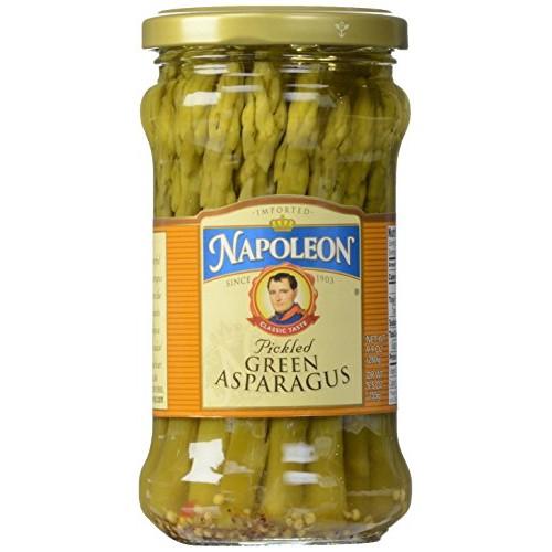 Napoleon Pickled Asparagus, 9.9 oz