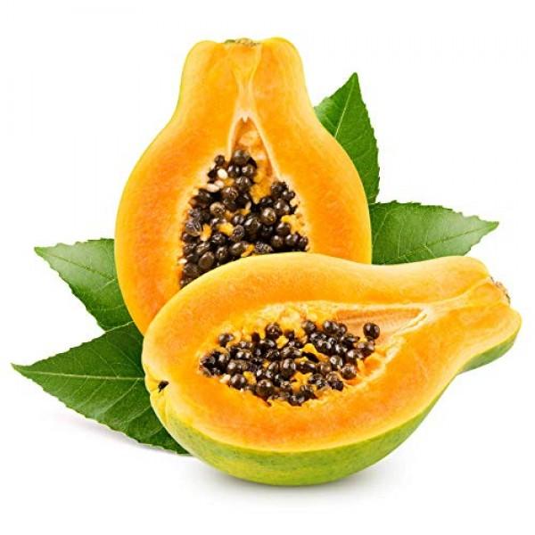 USA Organic Hawaiian Solo Papaya 20-160 Seeds