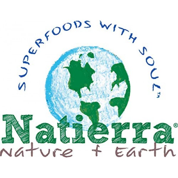 NATIERRA Natures All Foods Organic Freeze-Dried Blueberries   N...
