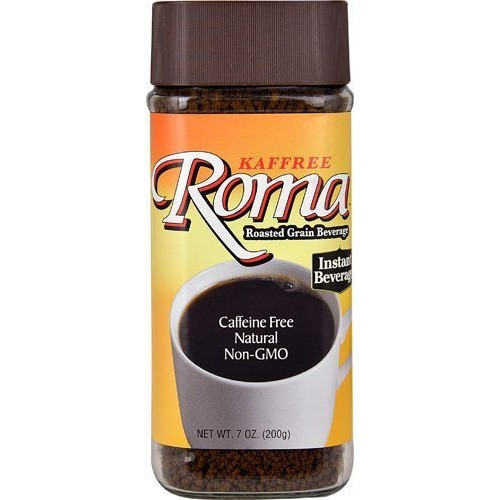 Natural Touch Kaffree Roma Instant Roasted Grain Beverage -- 7 o...