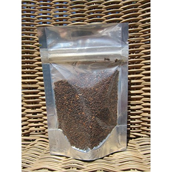 Chicory Root Tea - Roasted Granule 100% from Nature 04 oz
