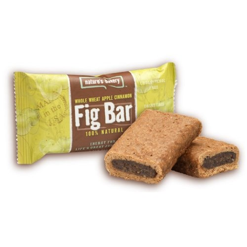 Natures Bakery Whole Wheat Fig Bar, Apple Cinnamon, 2 Ounce (Pa...