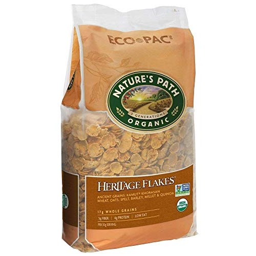Natures Path Heritage Flake Cereal 6x32 Oz