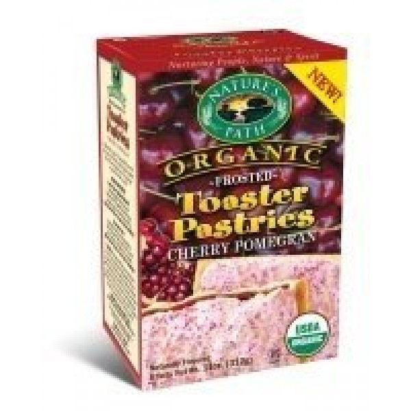 Frosted Cherry Pomgranet Toaster Pastry Pack of 6