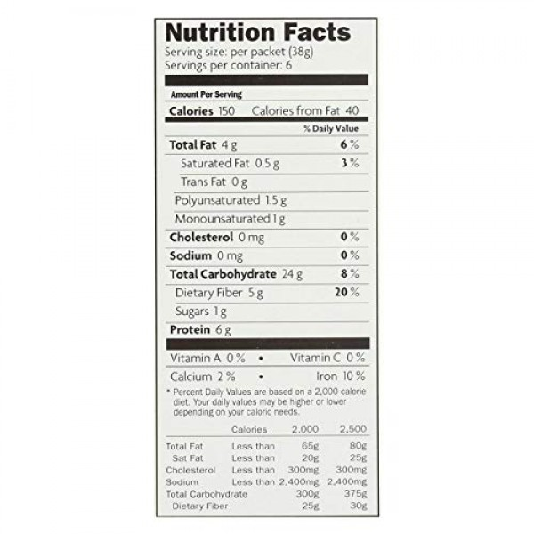 Natures Path Qia Superfood Gluten-Free Oatmeal - Cinnamon Pumpk...