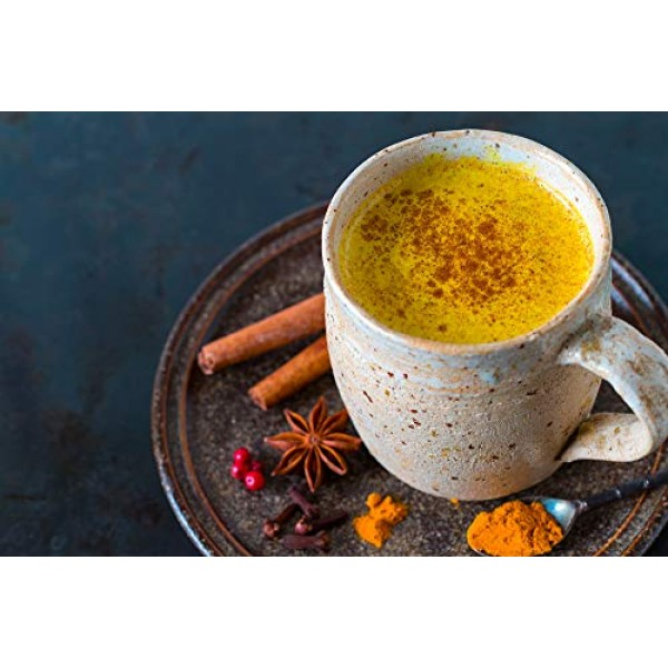 Premium Quality Organic Turmeric Root Powder with Curcumin,10lbs...