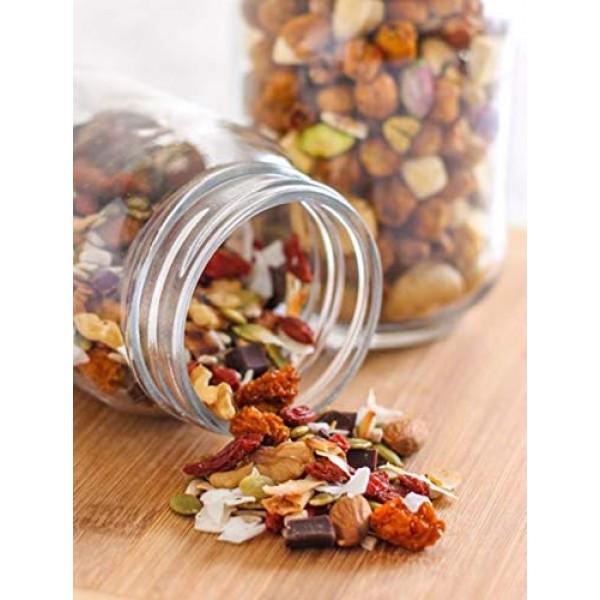 Navitas Organics Goji Berries, 8oz. Bag — Organic, Non-GMO, Sun-...