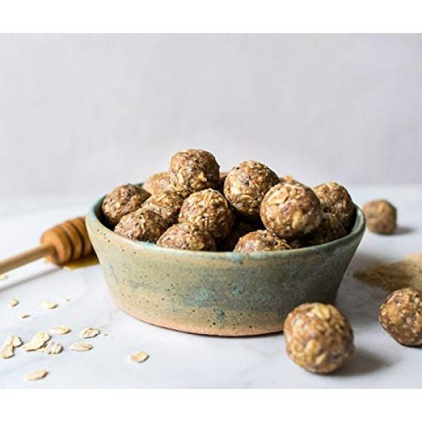 Navitas Organics Maca Powder, 16 oz. Bag — Organic, Non-GMO, Low...