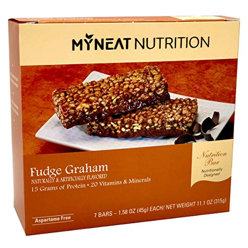Neat Nutrition High Protein Meal Replacement Bar for Weight Loss...