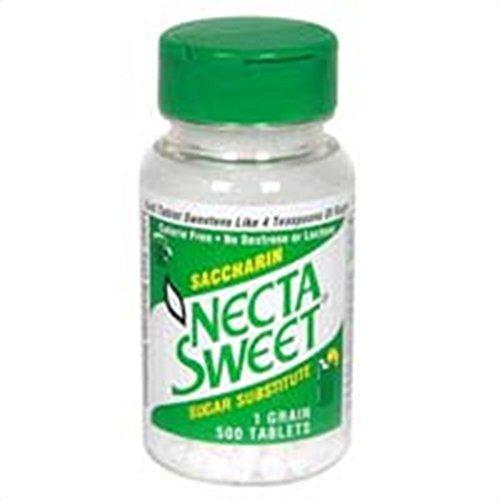 Nectasweet sugar sub tb 1.0 gr 500