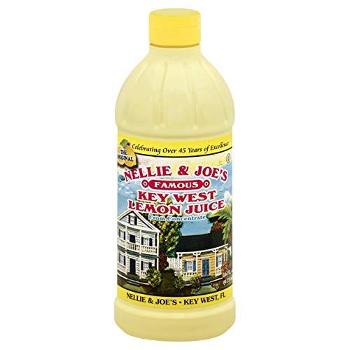 Nellie & Joes, Key West Lemon Juice, 16 oz