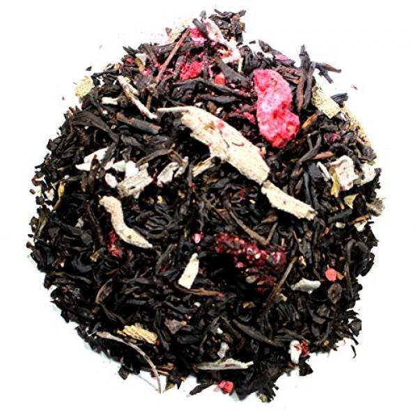 Nelsons Tea - Blackberry Sage - Black Loose Leaf Tea - Black te...