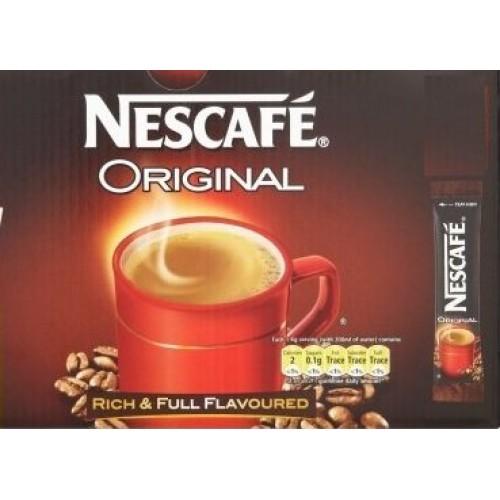 Nescafé Original Coffee Sticks Sachets30 Pack