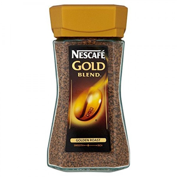 Nescafe Gold Blend Instant Coffee - 200g