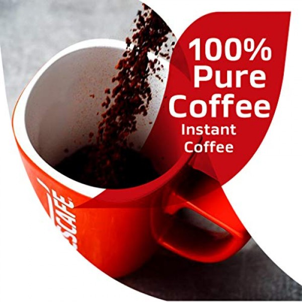 NESCAFE CLASICO Dark Roast Instant Coffee 7 Ounce Packaging Ma...