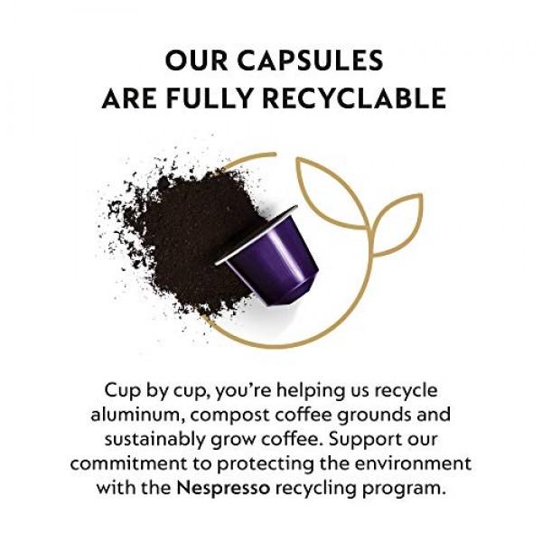 Nespresso OriginalLine Espresso Capsules, Variety Pack, VOLLUTO,...