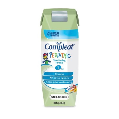 Compleat Pediatric Nutritional Supplement COMPLEAT PEDIATRIC, ...