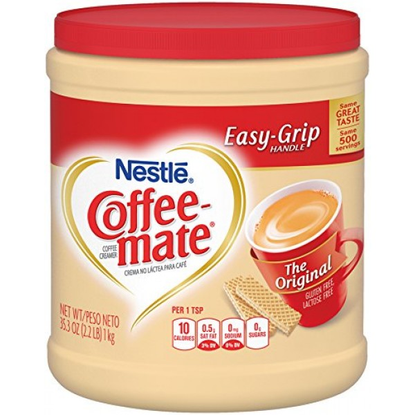 Coffee-mate Coffee Creamer Original, 35.3 oz