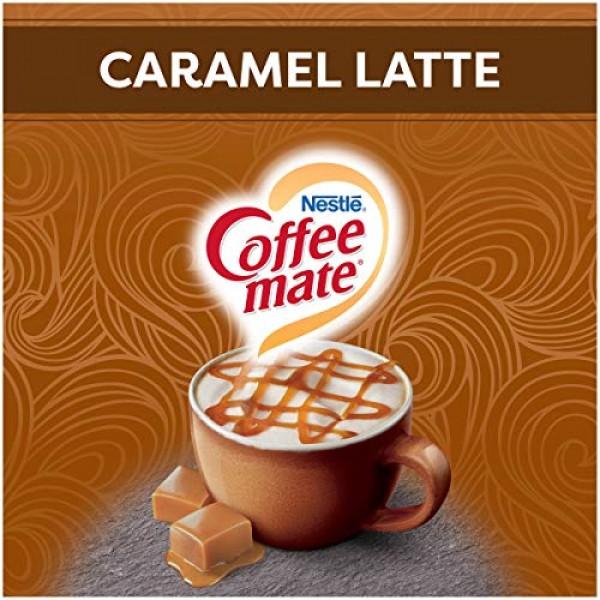 Nestle Coffee-Mate Coffee Creamer Caramel Macchiato, Pack of 1 ...