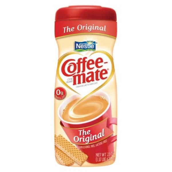 Nestle Coffee-Mate Coffee Creamer Original, Pack of 4 22 Ounce