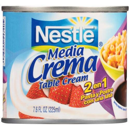 Nestle Media Crema Table Cream Pack of 6