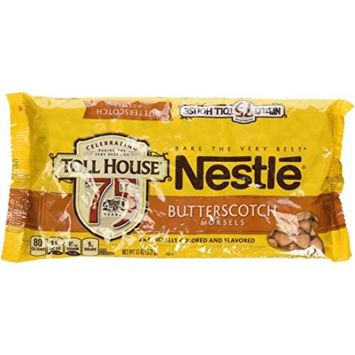 Nestle Toll House Butterscotch Morsels, 11oz Pack of 3