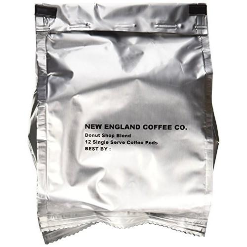 New England Donut Shop Blend Single Serve 12 count Cups 4.8 oz (...