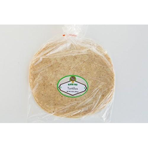 New Grains Gluten Free Flour Tortillas 2 packs 4 - 10 tortilla...