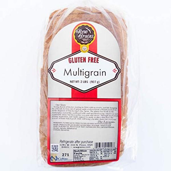 New Grains Multi-grain Sandwich Bread - 2 Loaves