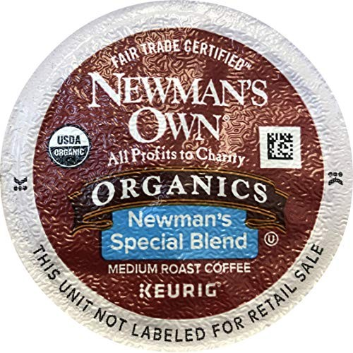 Newmans Own Special Blend Coffee Single-Serve K-Cups, 80 Count ...