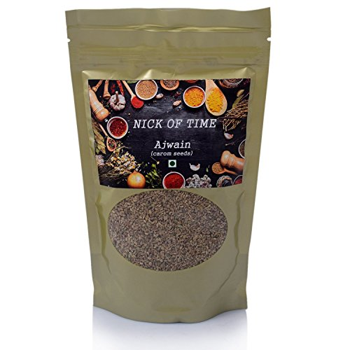 Nick of Time - Ajwain Carom Seeds sourced from Rajasthan, Indi...