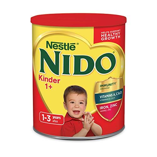 Nido Kinder 1+ Powdered Milk Beverage, 3.52 Pound, 1 Count