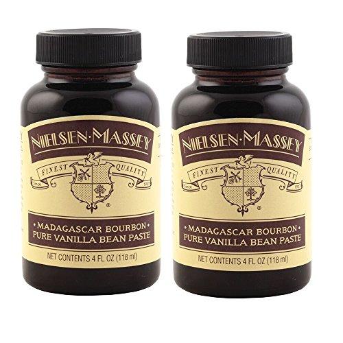 Nielsen-Massey Madagascar Bourbon Pure Vanilla Bean Paste, with ...