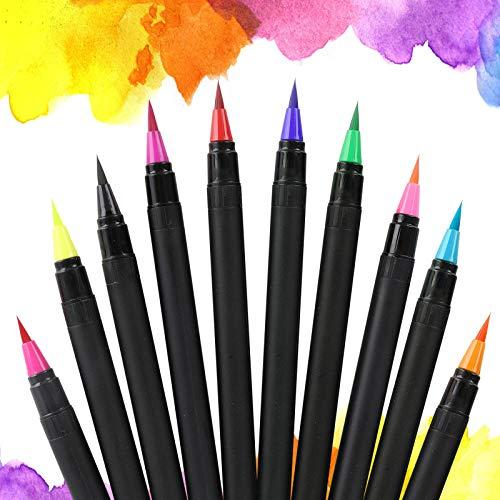 Food Coloring Marker Pens, Nomeca 10Pcs Food Grade Edible Marker...