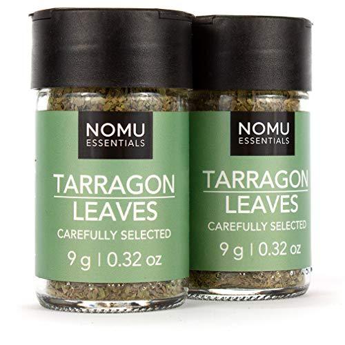 NOMU Essentials Dried Tarragon Leaves 0.64 oz | 2-pack | Non-G...