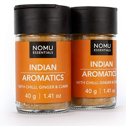 NOMU Essentials Indian Curry Powder Mild 2.82 oz   2-pack   ...