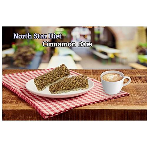 Crisp n Crunch Cinnamon Bar Meal Replacement Bars