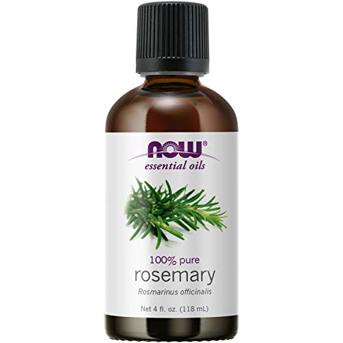 NOW Essential Oils, Rosemary Oil, Purifying Aromatherapy Scent, ...