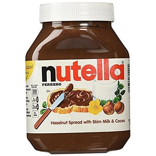 Nutella Chocolate Hazelnut Spread 5Pack 35.3oz Jar Each Hytdsw