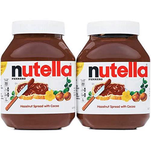 Nutella Chocolate Hazelnut Spread 2Pack 35.3oz Jar Each Hytdsw