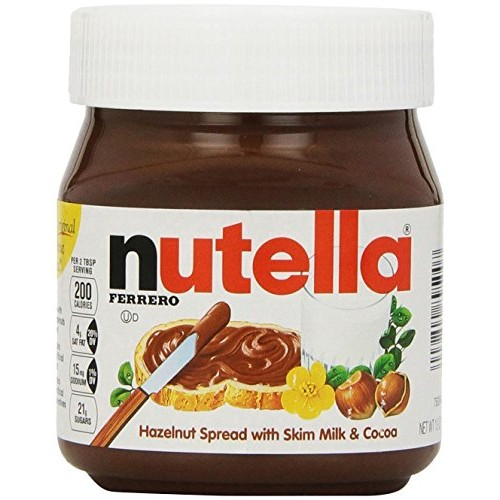Nutella Hazelnut Spread 13 oz Pack of 2