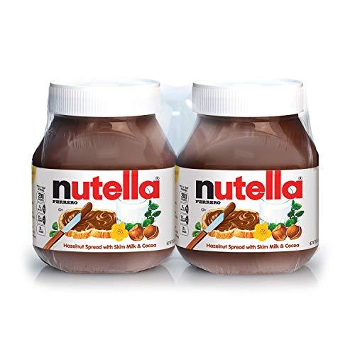Nutella Hazelnut Spread 26.5 oz Pack of 6