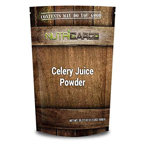 Celery Juice Powder 2.2 LBS 1000 G