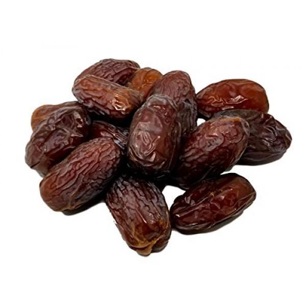 NUTS U.S. - Medjool Dates   Grown In California Desert   Juicy a...
