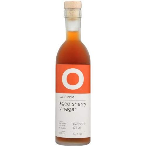 O California Aged Sherry Vinegar Pack of 6