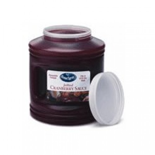 Ocean Spray Resealable Jellied Cranberry Sauce 6 Case 101 Ounce