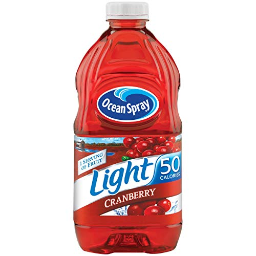 Ocean Spray, Light 50 Cranberry 64 fl oz. 8 count