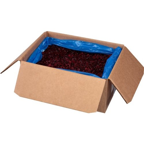 Ocean Spray Craisins Sweetened Dried Cranberries, 25-Pounds Package