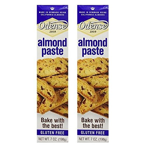 Odense Almond Paste, 7-ounce Pack of 2